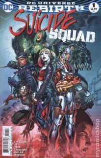 Suicide Squad #1A