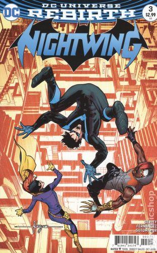 Nightwing #3A