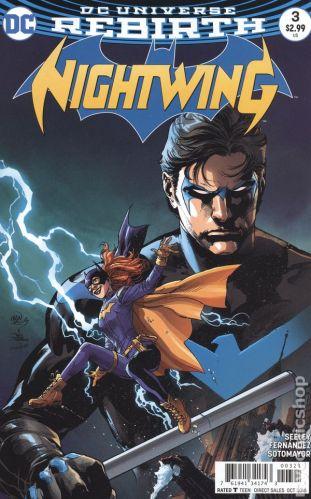 Nightwing #3B