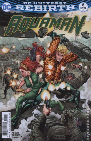 Aquaman #5A