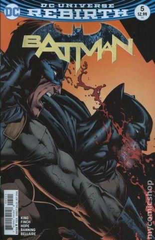 Batman #5A