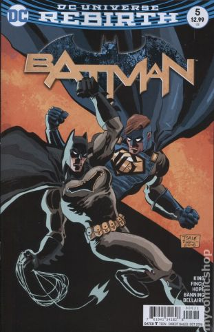 Batman #5B