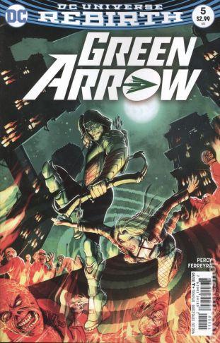 Green Arrow #5A