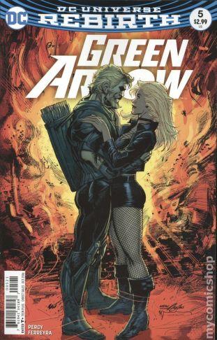 Green Arrow #5B