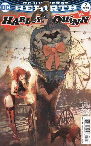 Harley Quinn #2B