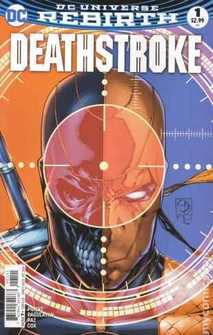Deathstroke #1B