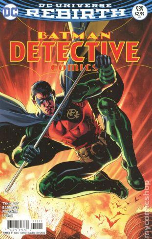 Detective Comics #939A