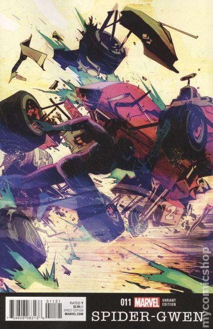 Spider-Gwen #11B