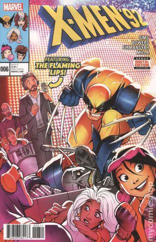 X-Men '92 #6A