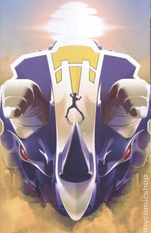 Mighty Morphin Power Rangers #6B
