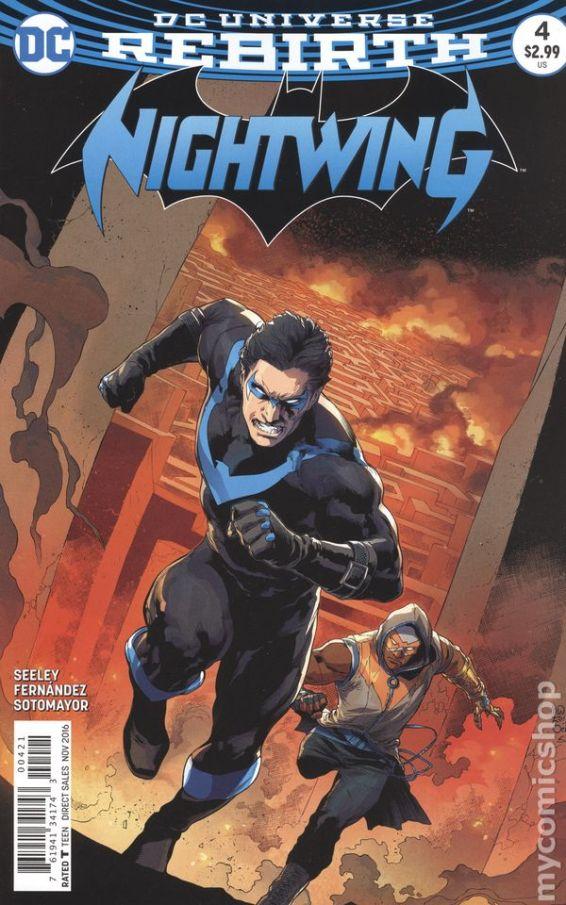 Nightwing #4B