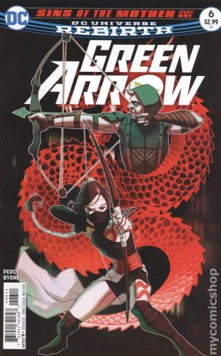 Green Arrow #6A