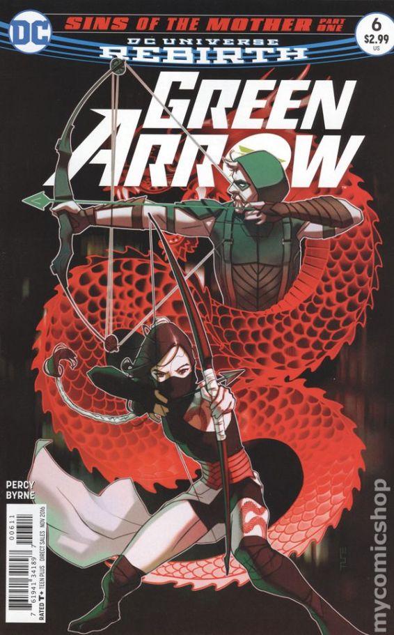 Green Arrow #6A