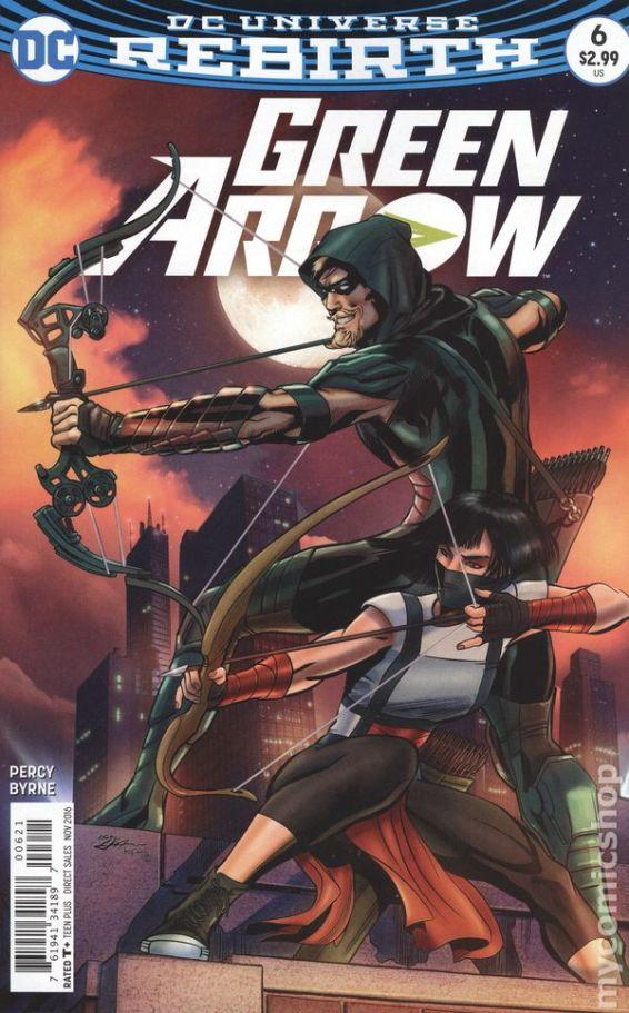 Green Arrow #6B