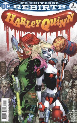 Harley Quinn #3A