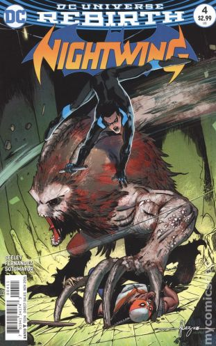 Nightwing #4A