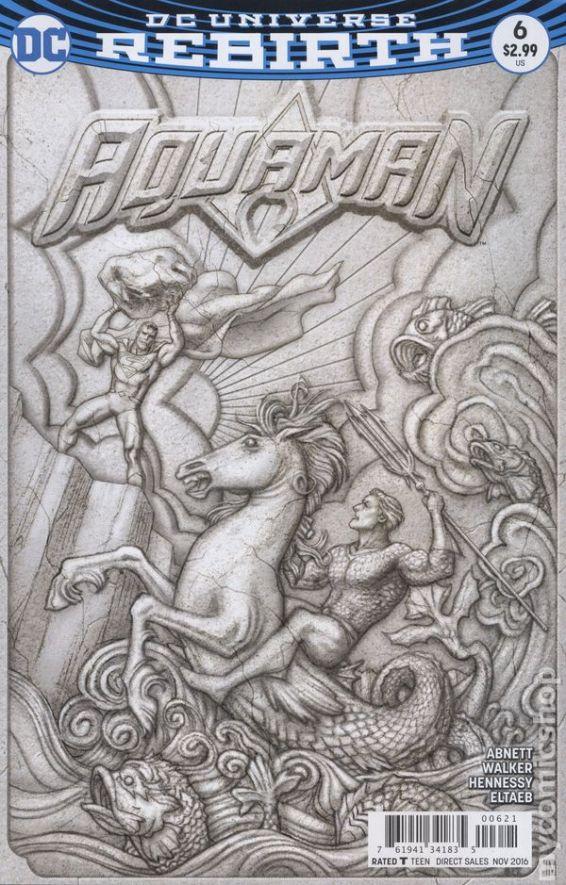 Aquaman #6B