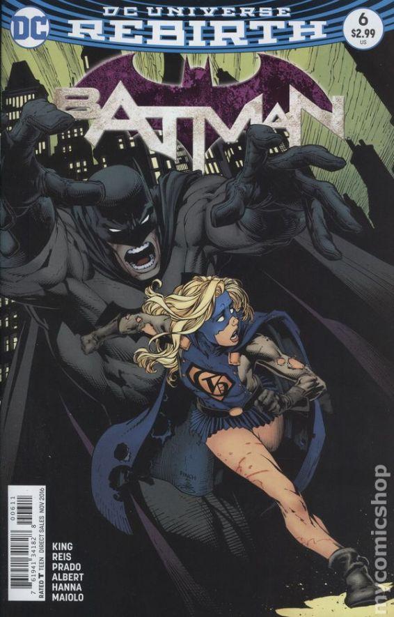 Batman #6A