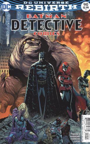 Detective Comics #940A