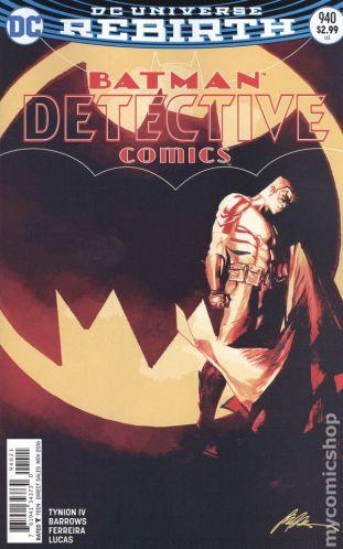 Detective Comics #940B