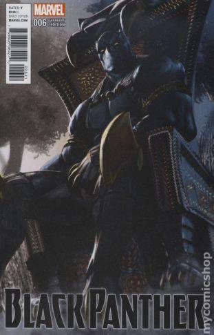 Black Panther #6C