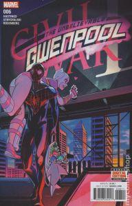 Gwenpool #6