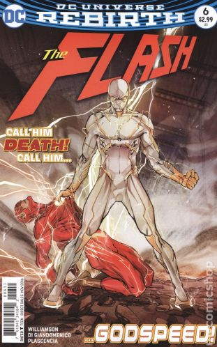 The Flash #6A