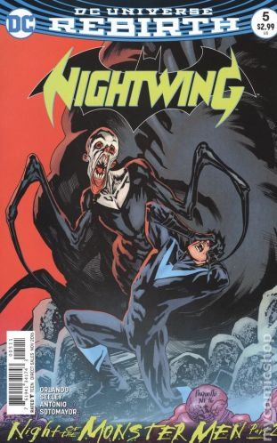 Nightwing #5A