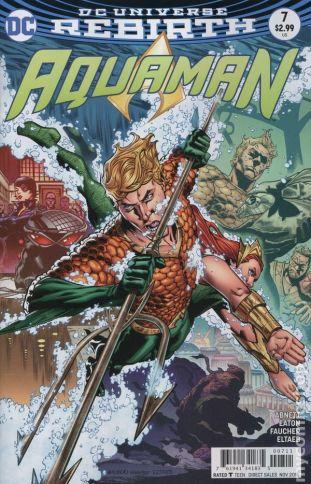 Aquaman #7A