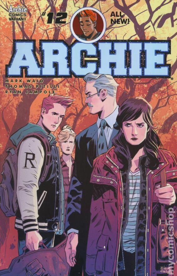 Archie #12B