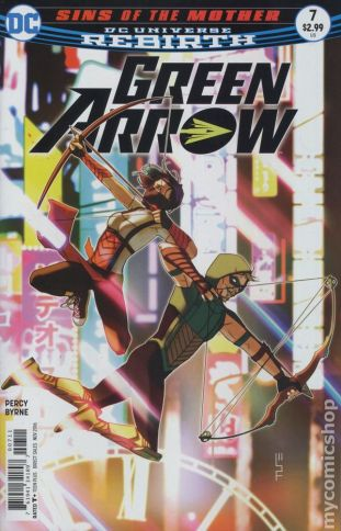 Green Arrow #7A