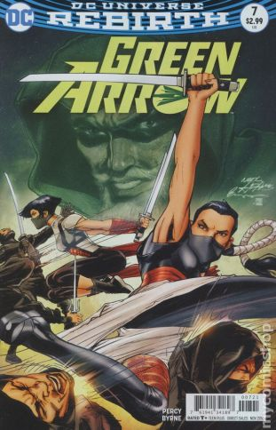 Green Arrow #7B