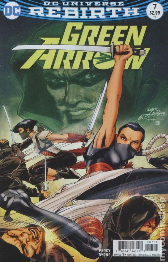Green Arrow #7B