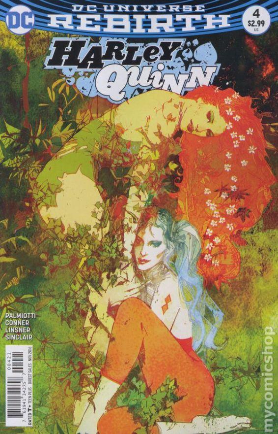 Harley Quinn #4B