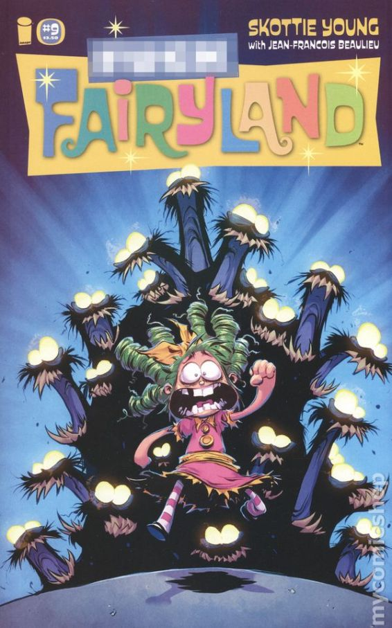 I Hate Fairyland #9B