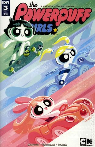 Powerpuff Girls #3B