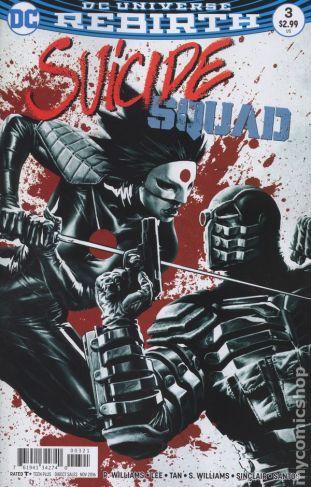 Suicide Squad #3B