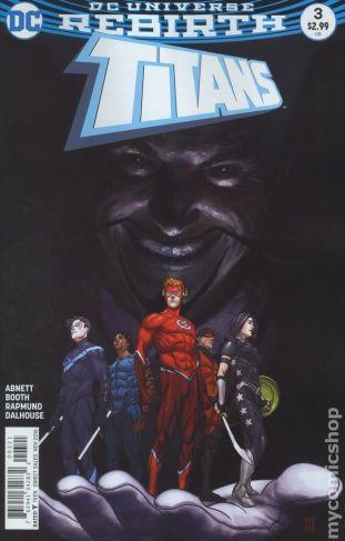 Titans #3B