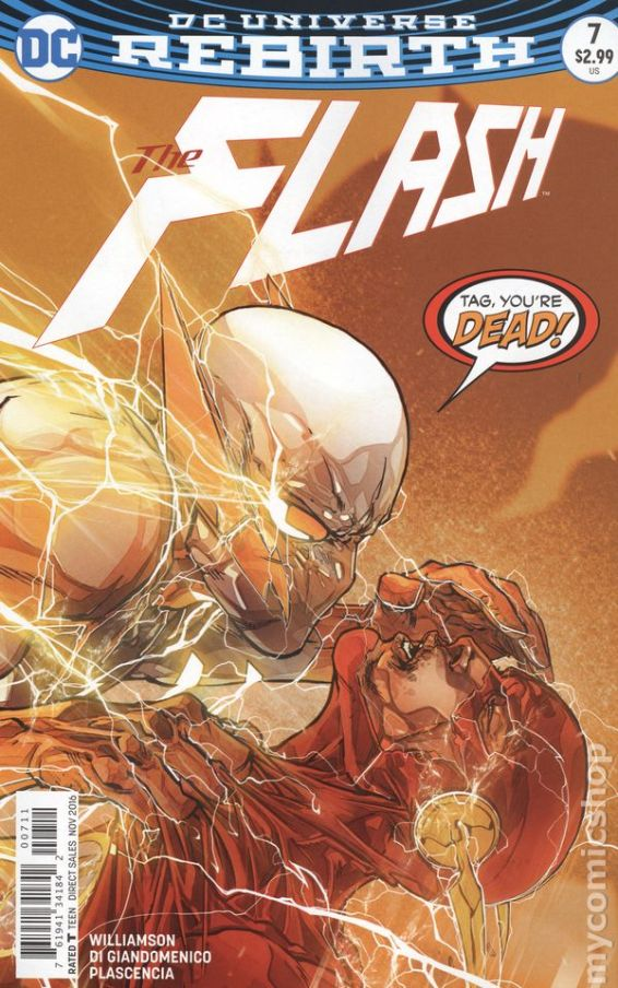The Flash #7A