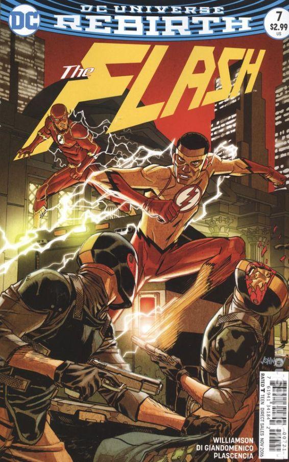 The Flash #7B