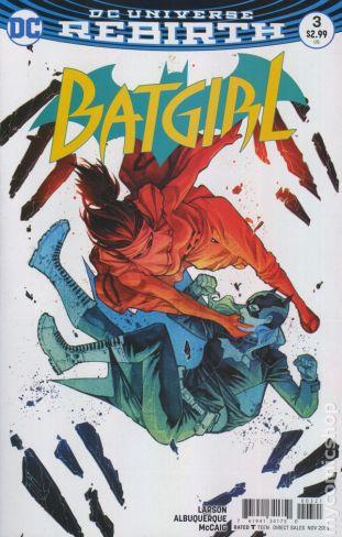 Batgirl #3B