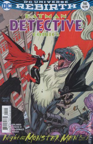 Detective Comics #941A