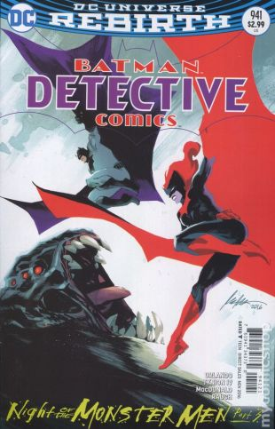 Detective Comics #941B