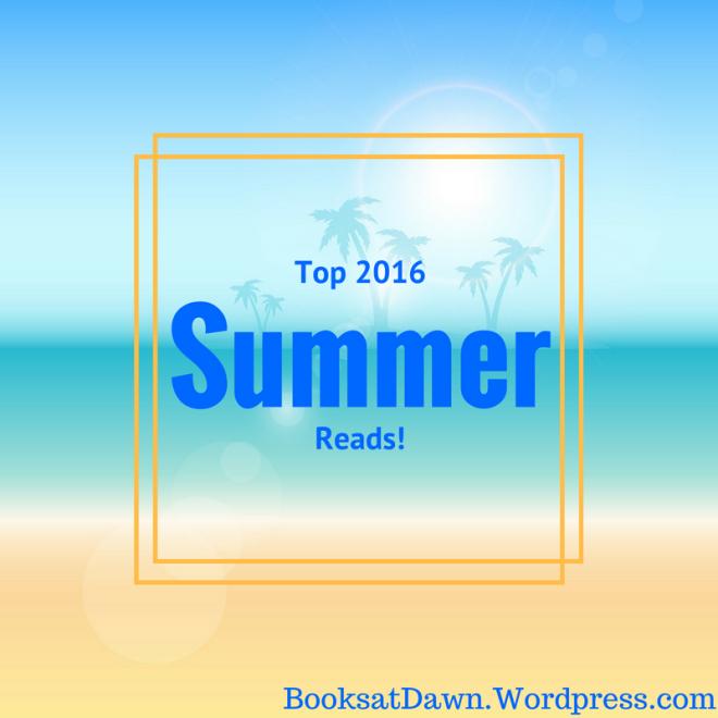 Top Summer 2016 Reads