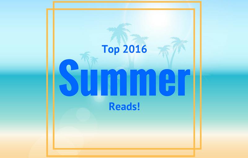 Top Summer 2016Reads!