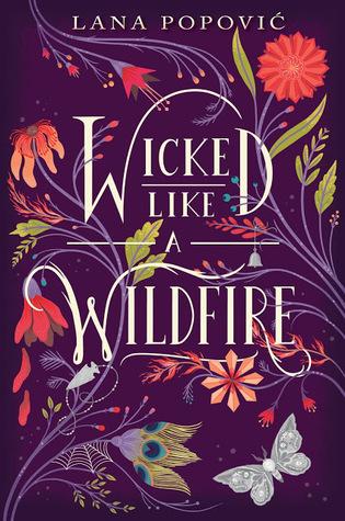 Wicked Like Wildfire