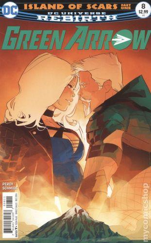 Green Arrow #8A