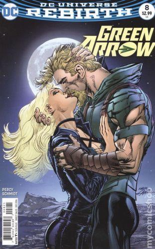 Green Arrow #8B