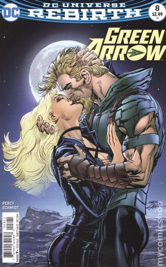 Green Arrow #8B