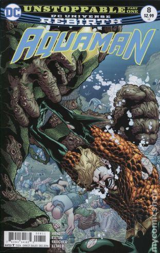 Aquaman #8A